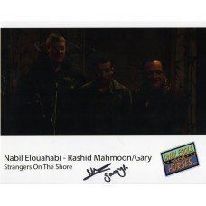 Nabil Elouahabi Autograph - Only Fools and Horses - Signed 10x8 Photo 2 - AFTAL
