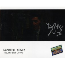Daniel Hill Autograph - Only Fools & Horses- Signed 10x8 Photo6-Handsigned-AFTAL
