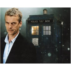 Peter Capaldi - Doctor Who - 10x8 Unsigned Still - PC1