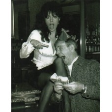 Norman Wisdom and Vicki Michelle - 10x8 Unsigned Still