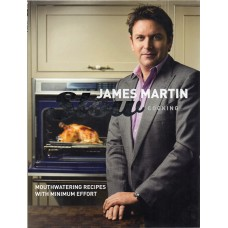 James Martin Autograph - Slow Cooking - Hardback Book Signed - AFTAL