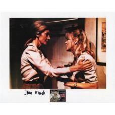 Jean Marsh Autograph - Eagle Has Landed - Signed 10x8 Picture - Handsigned - AFTAL