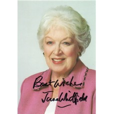 June Whitfield Autograph - Carry On - Signed 6x4 Photo 1 - Handsigned - AFTAL