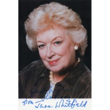 June Whitfield Autograph - Carry On - Signed 6x4 Photo 3 - Handsigned - AFTAL