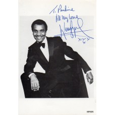 Kenny Lynch Autograph - Carry On -  Signed 6x4 Photo - Handsigned - AFTAL