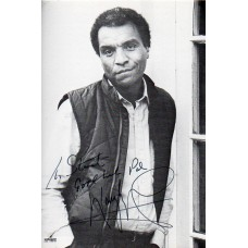 Kenny Lynch Autograph - Carry On -  Signed 6x4 Photo 2 - Handsigned - AFTAL