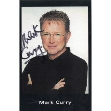 Mark Curry Autograph - Blue Peter - Signed 6x4 Photo - Handsigned - AFTAL