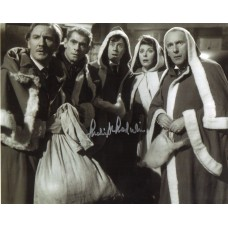 Michael Medwin Autograph - Carry On - Signed 10x8 Photo 2 - Handsigned - AFTAL