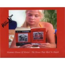 Milton Johns Autograph - Hammer Horror - Signed 10x8 Photo- Handsigned-AFTAL