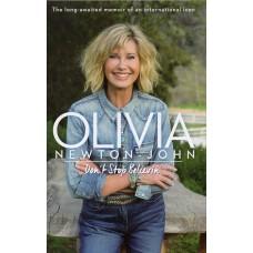Olivia Newton-John Autograph - Don't Stop Believin' - Hardback Book Signed 3 - Handsigned - AFTAL