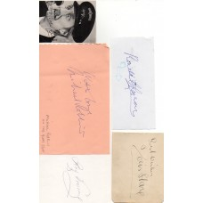 On The Buses Autographs - Signed By 6 Cast - Handsigned - AFTAL
