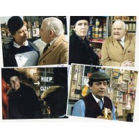Open All Hours - Signed 10x8 Photo - Signed by 2 Cast - Handsigned - AFTAL