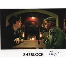 Phil Davis Autograph - Sherlock - Signed 10x8 Photo - AFTAL