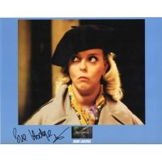 Sue Hodge Autograph - Allo Allo! - Signed 10x8 Photo 2 - Handsigned - AFTAL