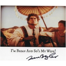 Terence Bayler - Monty Python - Signed 10x8 Photo - Handsigned - AFTAL